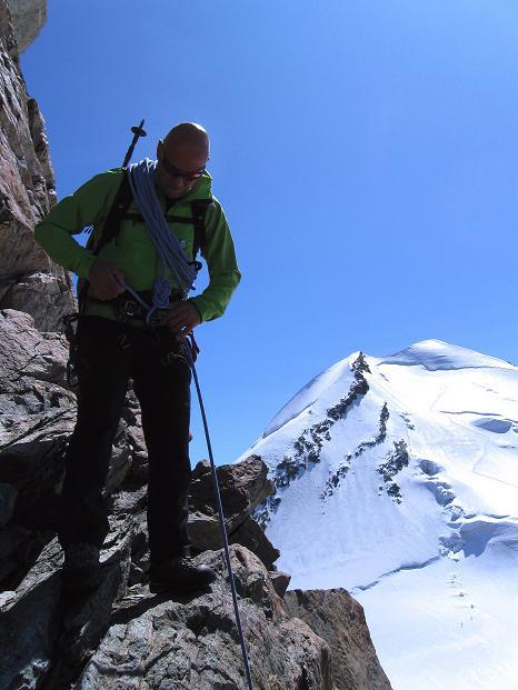 Foto: Andreas Koller / Wander Tour / Pollux (4092 m) / 04.09.2009 10:55:44