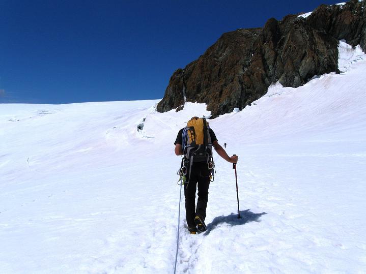 Foto: Andreas Koller / Wander Tour / Pollux (4092 m) / 04.09.2009 10:54:20