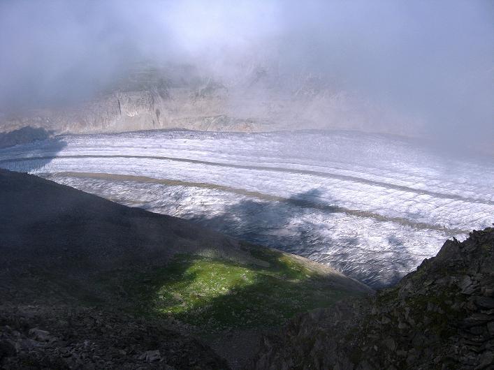 Foto: Andreas Koller / Klettersteig Tour / Klettersteig Eggishorn (2927m) / 13.09.2009 15:52:23