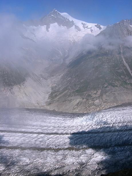 Foto: Andreas Koller / Klettersteig Tour / Klettersteig Eggishorn (2927m) / 13.09.2009 15:52:19