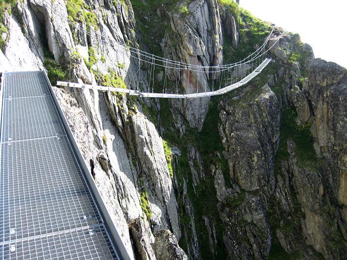 Foto: Andreas Koller / Klettersteig Tour / Klettersteig Eggishorn (2927m) / 13.09.2009 15:51:14