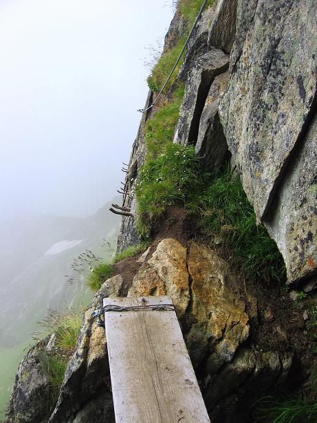 Foto: Andreas Koller / Klettersteig Tour / Klettersteig Eggishorn (2927m) / 13.09.2009 15:50:24