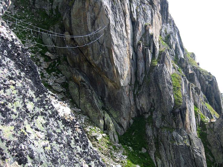 Foto: Andreas Koller / Klettersteig Tour / Klettersteig Eggishorn (2927m) / 13.09.2009 15:50:00
