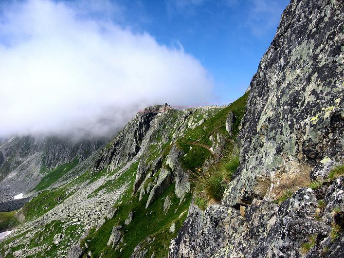 Foto: Andreas Koller / Klettersteig Tour / Klettersteig Eggishorn (2927m) / 13.09.2009 15:49:51
