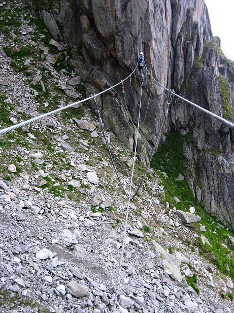 Foto: Andreas Koller / Klettersteig Tour / Klettersteig Eggishorn (2927m) / 13.09.2009 15:49:16