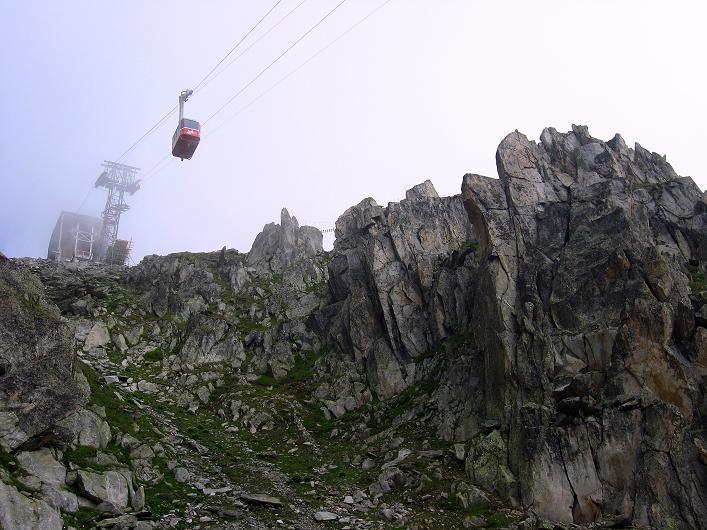 Foto: Andreas Koller / Klettersteig Tour / Klettersteig Eggishorn (2927m) / 13.09.2009 15:49:04