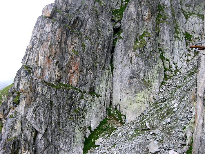 Foto: Andreas Koller / Klettersteig Tour / Klettersteig Eggishorn (2927m) / 13.09.2009 15:48:58
