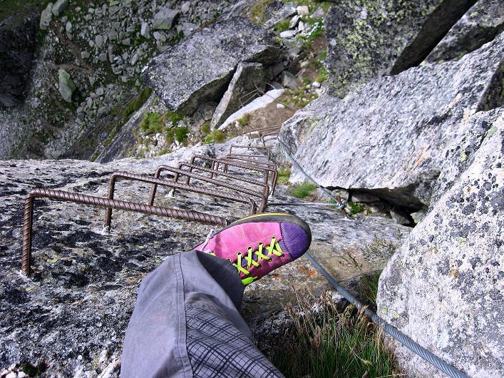Foto: Andreas Koller / Klettersteig Tour / Klettersteig Eggishorn (2927m) / 13.09.2009 15:47:40