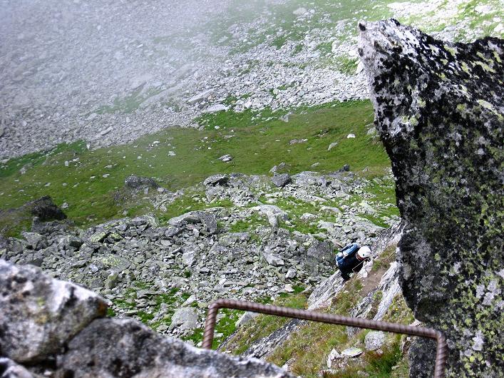 Foto: Andreas Koller / Klettersteig Tour / Klettersteig Eggishorn (2927m) / 13.09.2009 15:47:24
