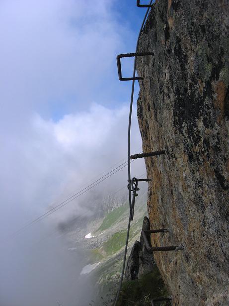 Foto: Andreas Koller / Klettersteig Tour / Klettersteig Eggishorn (2927m) / 13.09.2009 15:46:57