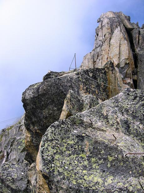 Foto: Andreas Koller / Klettersteig Tour / Klettersteig Eggishorn (2927m) / 13.09.2009 15:46:50