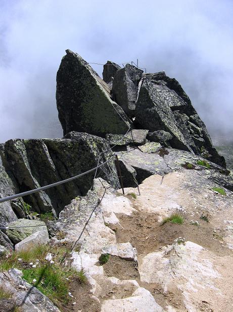 Foto: Andreas Koller / Klettersteig Tour / Klettersteig Eggishorn (2927m) / 13.09.2009 15:45:48