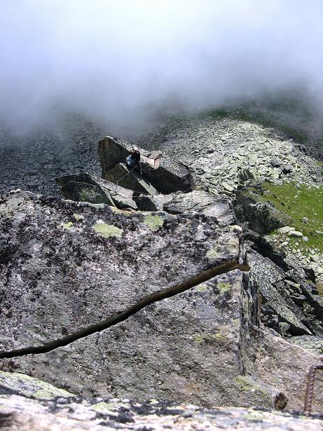 Foto: Andreas Koller / Klettersteig Tour / Klettersteig Eggishorn (2927m) / 13.09.2009 15:45:30