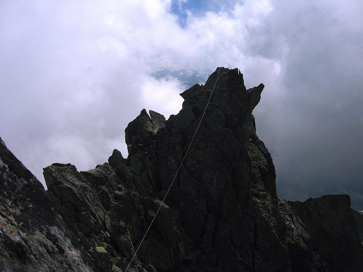 Foto: Andreas Koller / Klettersteig Tour / Klettersteig Eggishorn (2927m) / 13.09.2009 15:45:05