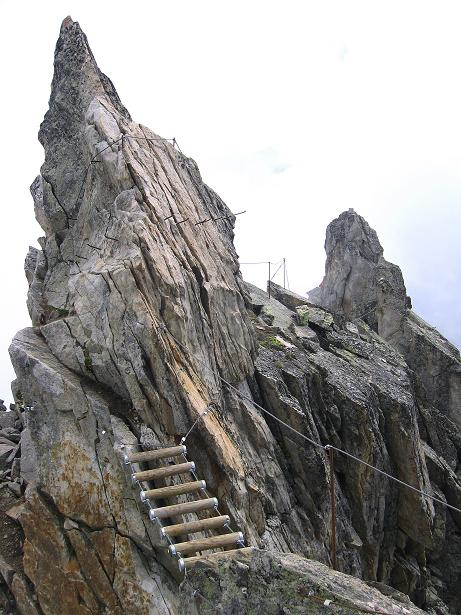 Foto: Andreas Koller / Klettersteig Tour / Klettersteig Eggishorn (2927m) / 13.09.2009 15:43:47