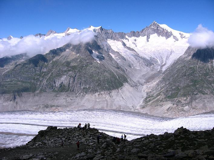 Foto: Andreas Koller / Klettersteig Tour / Klettersteig Eggishorn (2927m) / 13.09.2009 15:43:10