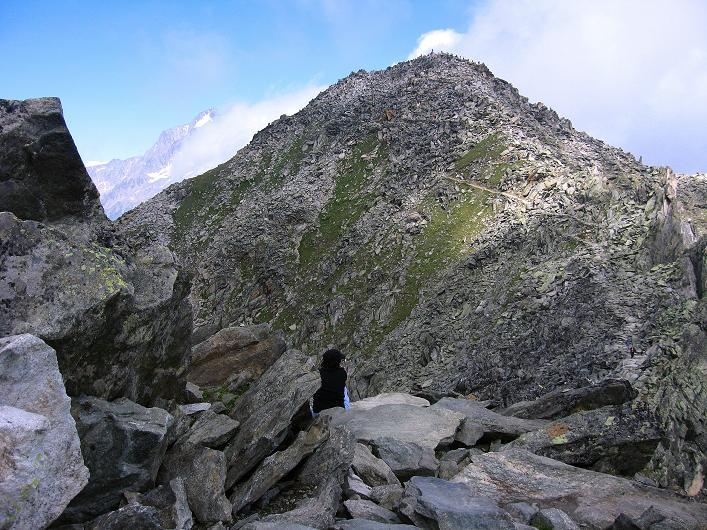 Foto: Andreas Koller / Klettersteig Tour / Klettersteig Eggishorn (2927m) / 13.09.2009 15:41:22