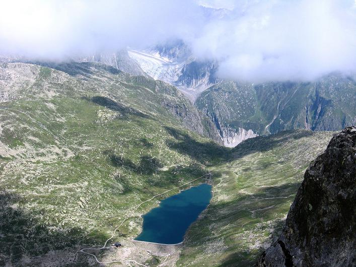 Foto: Andreas Koller / Klettersteig Tour / Klettersteig Eggishorn (2927m) / 13.09.2009 15:39:37