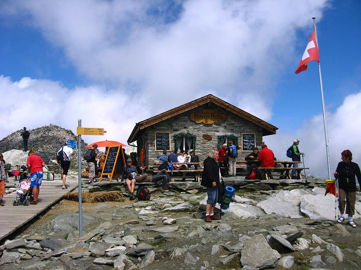 Foto: Andreas Koller / Klettersteig Tour / Klettersteig Eggishorn (2927m) / 13.09.2009 15:37:12