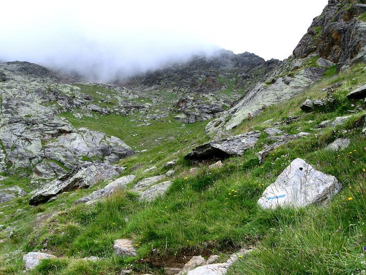 Foto: Andreas Koller / Wander Tour / In die Mischabelkette: Nadelhorn (4327 m) und Ulrichshorn (3925 m) / 05.09.2009 15:48:57