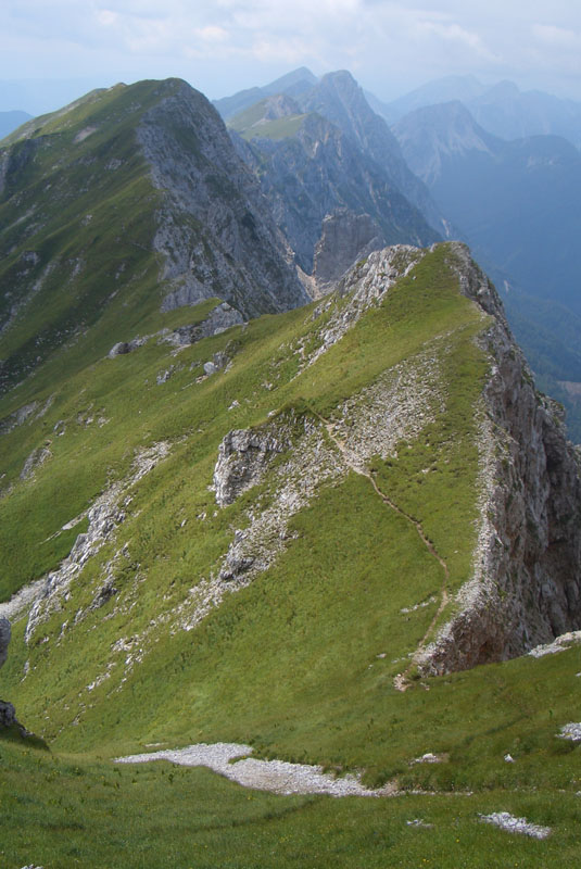 Foto: scouty_caro / Klettersteig Tour / Lärchenturm / laaaange Gratwanderung / 31.08.2009 21:46:53