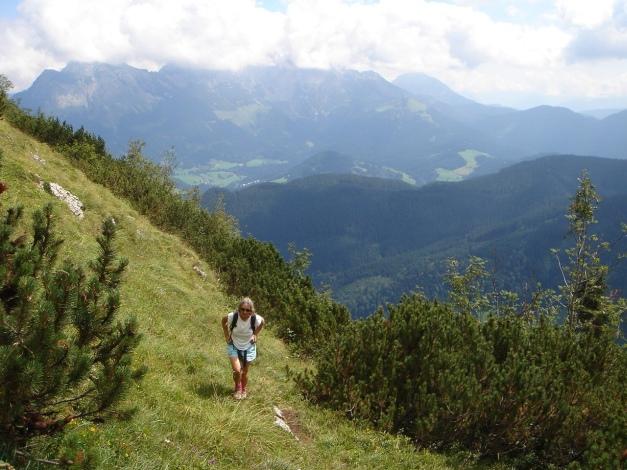 Foto: Manfred Karl / Wander Tour / Von Quehenberg auf den Schober / 31.08.2009 21:23:01