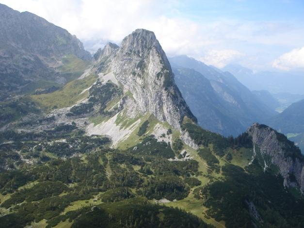 Foto: Manfred Karl / Wander Tour / Von Quehenberg auf den Schober / Großer Traunstein / 31.08.2009 21:21:37