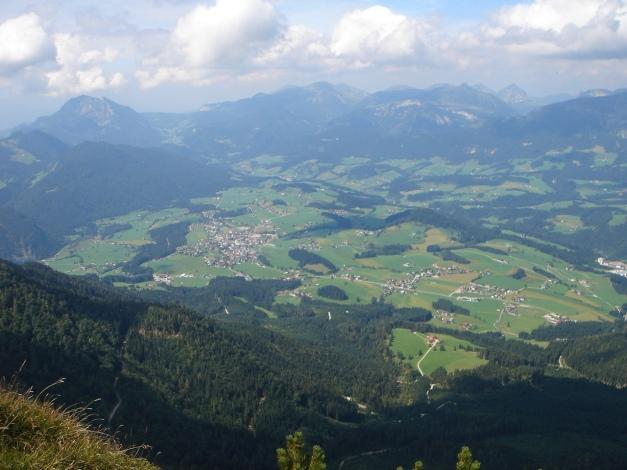 Foto: Manfred Karl / Wander Tour / Von Quehenberg auf den Schober / Abtenau / 31.08.2009 21:20:19