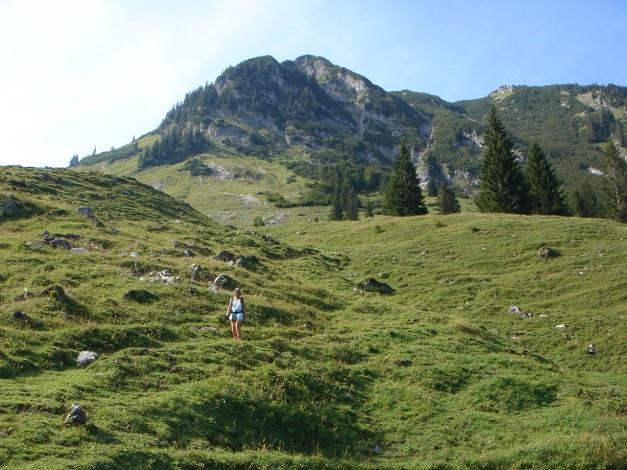 Foto: Manfred Karl / Wander Tour / Von Quehenberg auf den Schober / 31.08.2009 21:15:23