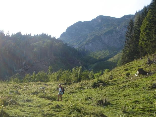 Foto: Manfred Karl / Wander Tour / Von Quehenberg auf den Schober / 31.08.2009 21:14:36