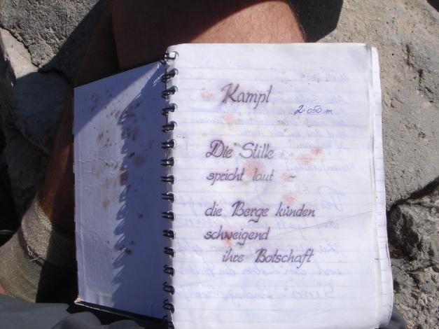 Foto: Manfred Karl / Wander Tour / Über die Mahdalm aufs Kampl / 28.07.2017 21:30:51