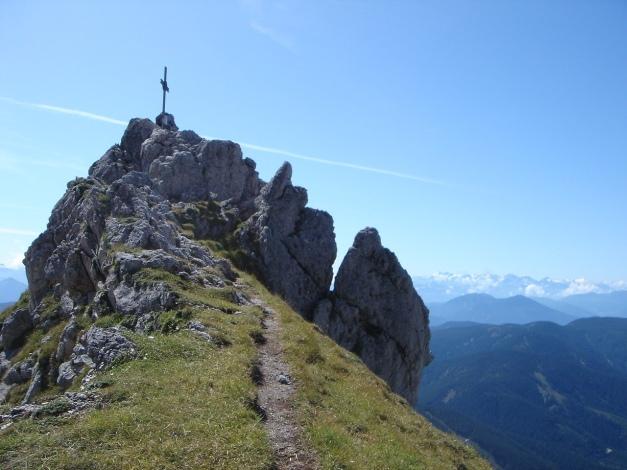 Foto: Manfred Karl / Wander Tour / Über die Mahdalm aufs Kampl / 28.07.2017 21:29:58