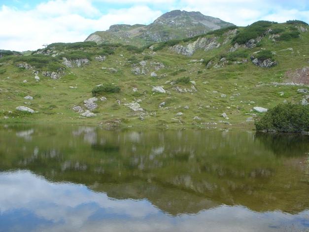 Foto: Manfred Karl / Kletter Tour / Wurmwand Überschreitung / Seekarspitze / 31.08.2009 22:10:51