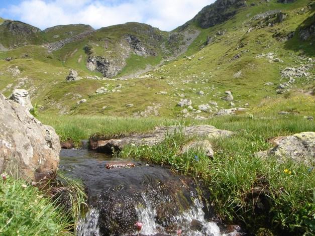 Foto: Manfred Karl / Kletter Tour / Wurmwand Überschreitung / 31.08.2009 22:10:30