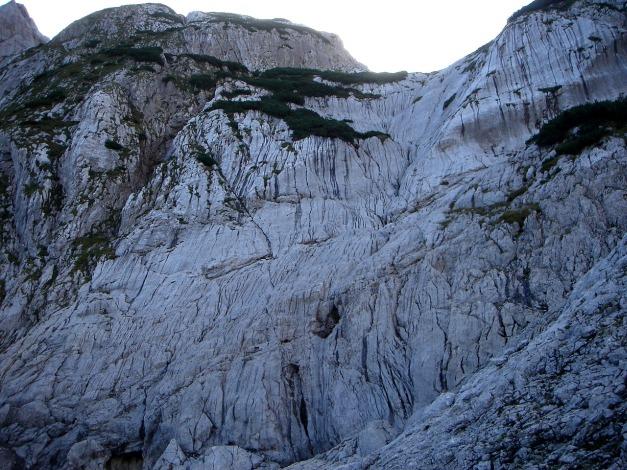 Foto: Manfred Karl / Kletter Tour / Über die Wasserrillenwelt auf das Sommereck / Wasserrillenwelt / 31.08.2009 22:56:11