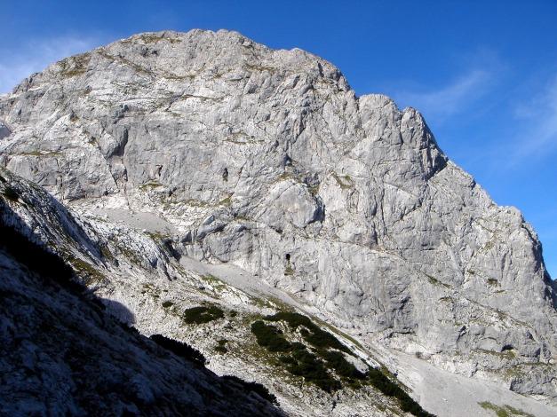 Foto: Manfred Karl / Kletter Tour / Über die Wasserrillenwelt auf das Sommereck / Knallstein / 31.08.2009 22:55:46