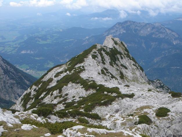 Foto: Manfred Karl / Kletter Tour / Über die Wasserrillenwelt auf das Sommereck / Sommereck / 31.08.2009 22:51:33