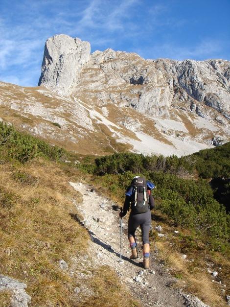 Foto: Manfred Karl / Kletter Tour / Klettern im Himmelreich / 31.08.2009 23:58:13