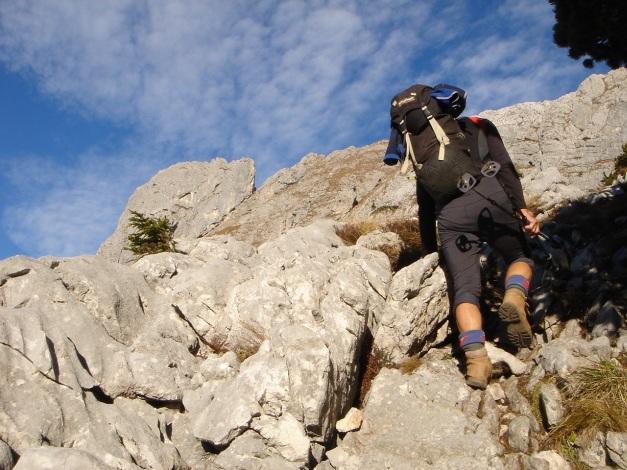 Foto: Manfred Karl / Kletter Tour / Klettern im Himmelreich / 31.08.2009 23:58:03
