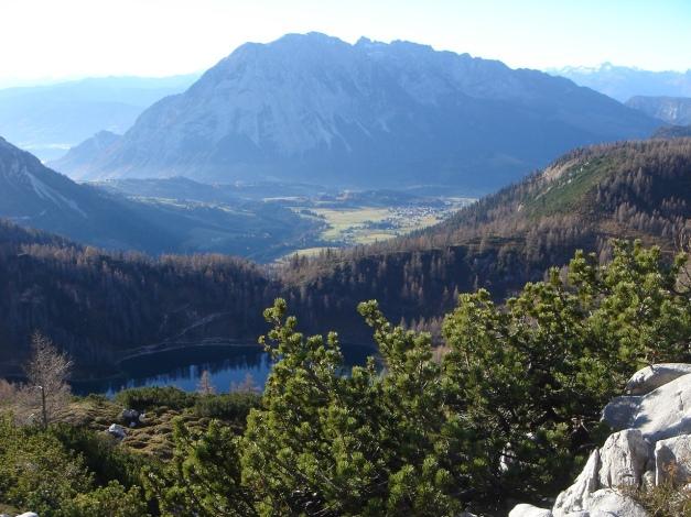 Foto: Manfred Karl / Kletter Tour / Klettern im Himmelreich / 31.08.2009 23:57:52