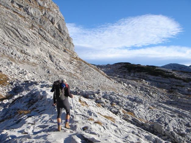 Foto: Manfred Karl / Kletter Tour / Klettern im Himmelreich / 31.08.2009 23:57:41