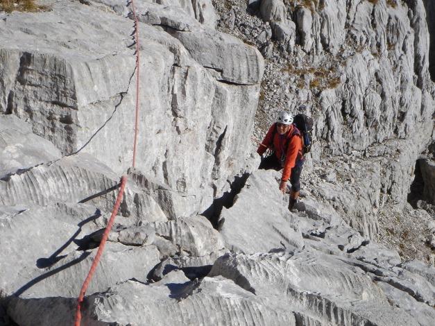 Foto: Manfred Karl / Kletter Tour / Klettern im Himmelreich / 31.08.2009 23:56:47