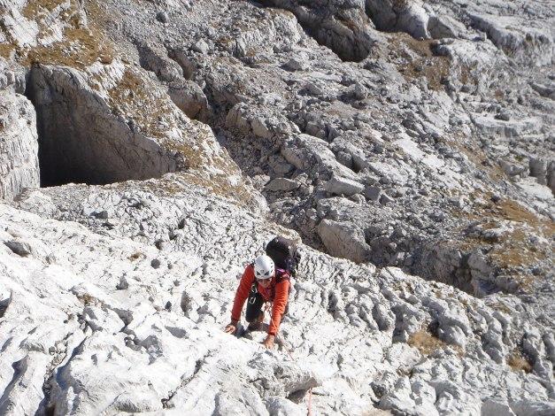 Foto: Manfred Karl / Kletter Tour / Klettern im Himmelreich / 31.08.2009 23:56:18