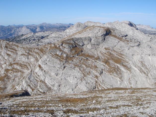 Foto: Manfred Karl / Kletter Tour / Klettern im Himmelreich / Nomen est omen - eine faszinierende Landschaft von herber Schönheit / 31.08.2009 23:54:40