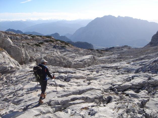 Foto: Manfred Karl / Kletter Tour / Klettern im Himmelreich / 31.08.2009 23:53:38