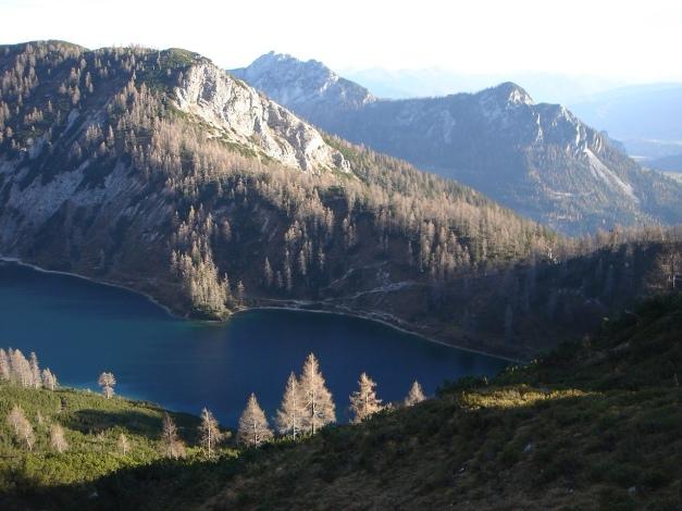 Foto: Manfred Karl / Kletter Tour / Klettern im Himmelreich / Steirersee / 31.08.2009 23:52:47