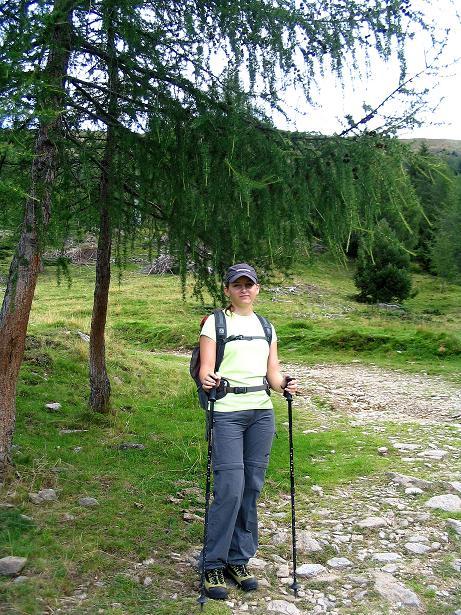Foto: Andreas Koller / Wander Tour / Gamsbrünndlweg auf das Tschiernock (2088 m) / 03.09.2009 22:07:51