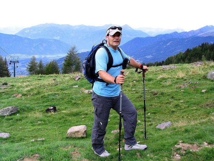 Foto: Andreas Koller / Wander Tour / Gamsbrünndlweg auf das Tschiernock (2088 m) / 03.09.2009 22:07:45