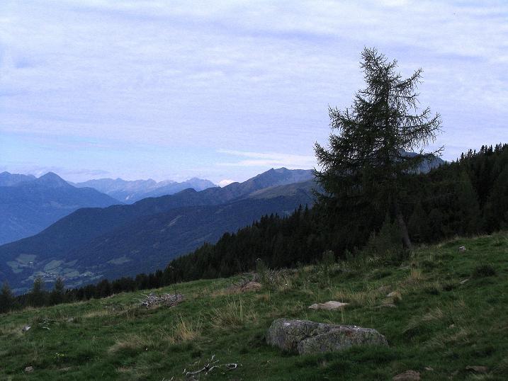 Foto: Andreas Koller / Wander Tour / Gamsbrünndlweg auf das Tschiernock (2088 m) / 03.09.2009 22:07:39