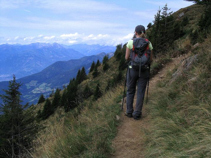 Foto: Andreas Koller / Wander Tour / Gamsbrünndlweg auf das Tschiernock (2088 m) / 03.09.2009 22:06:44